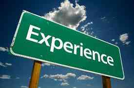 Experience Before Education